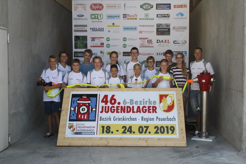Jugendlager 2019